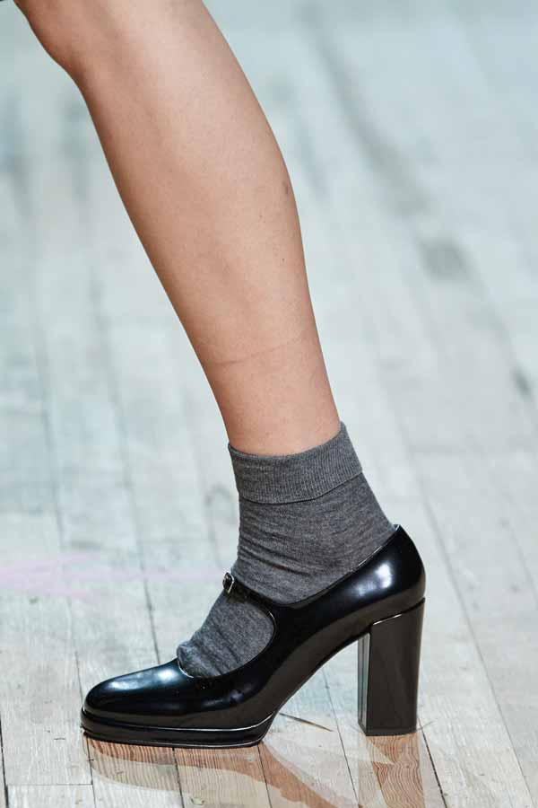 Marc Jacobs Autunno Inverno 2020 2021, Fashion Trend Scarpe Baby Shoes